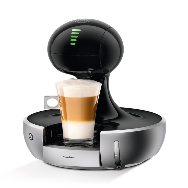 Cafetera express dolce gusto drop moulinex capsule