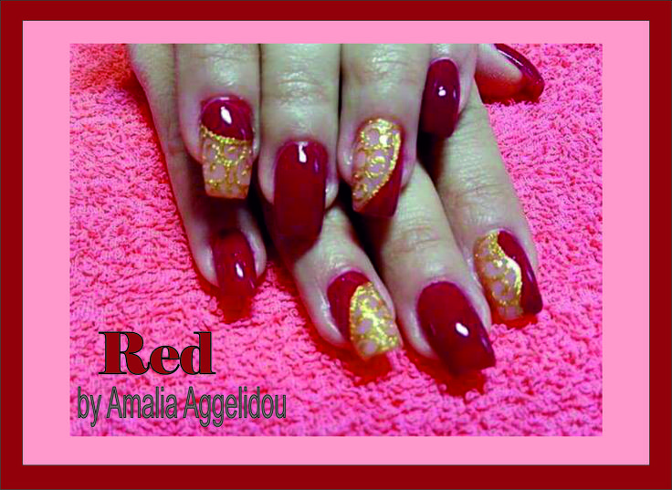 17 Best Images About Nail Art Book Step By Step By Amalia Aggelidou