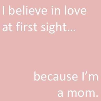 Love u 2 mom~!