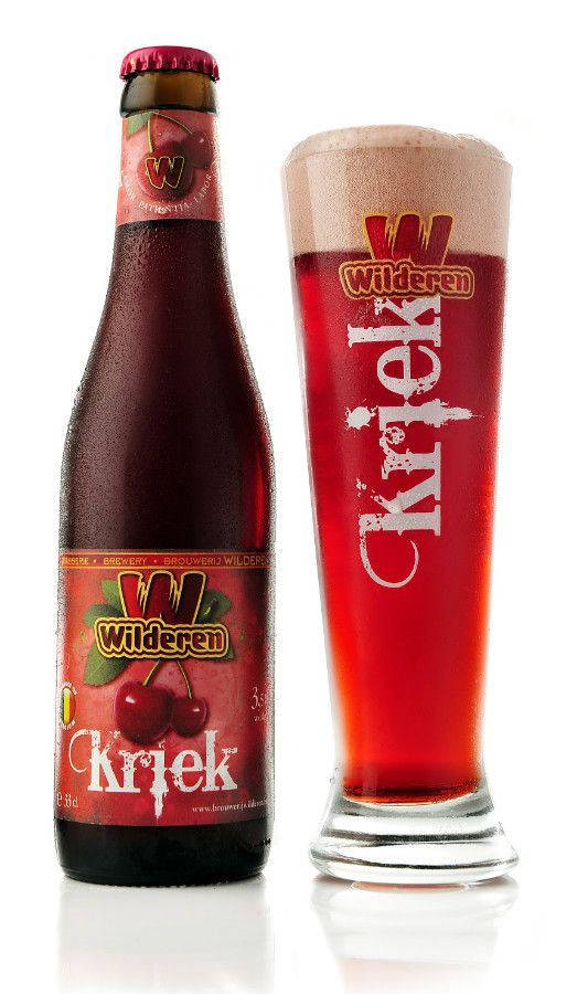 Wilderen Kriek | Belgian Beer  #craftbeer #beer
