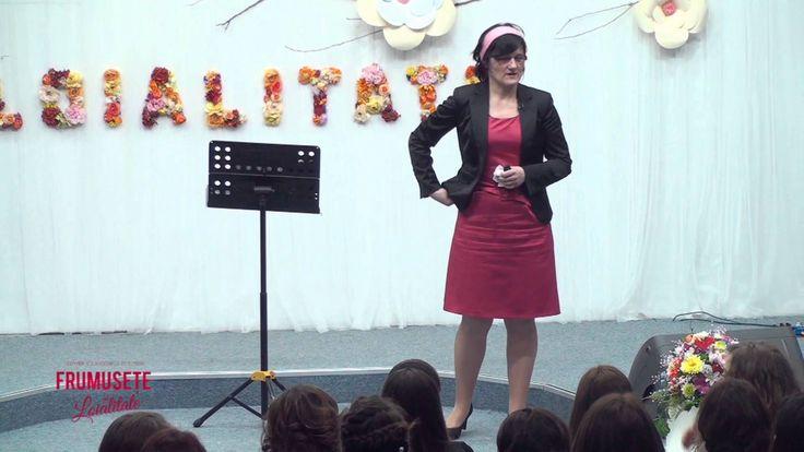 Conferinta nationala de surori - Frumusete si Loialitate (part2)