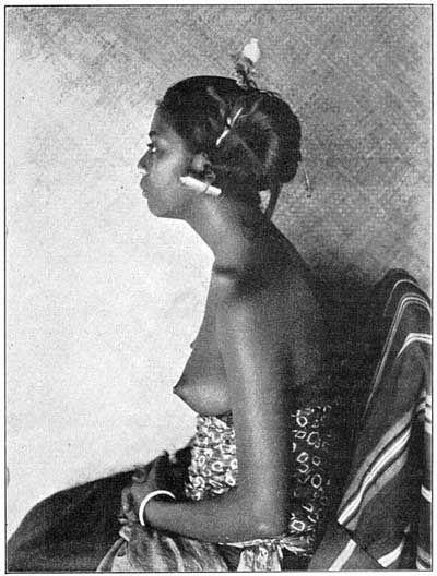 1906 Augusta de Wit-Reizen door Bali