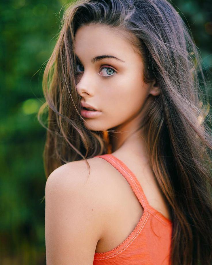 Teen girl sample