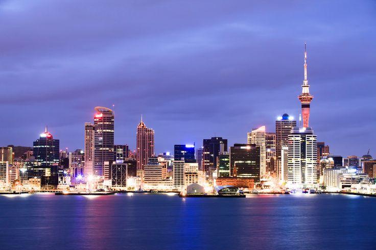 10. Auckland (Nueva Zelanda). Su vida cultural, espacios verdes y gastronomía hacen de Auckland uno de los mejores lugares para vivir