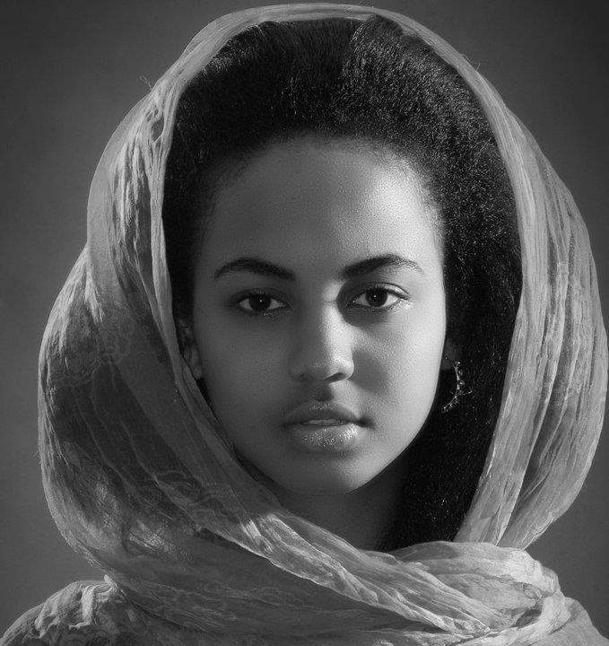 Representing the beauty and grace of Ethiopian women