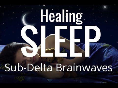 PLAY=>Healing Sleep   Deep Delta   Sleep   Isochronic Tones   Binaural Beats - CALM Space© Deep Peace