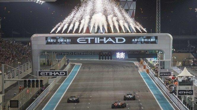 Abu Dhabi Grand Prix: Weekend Schedule