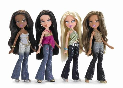 42 Best Images About Bratz Dolls On Pinterest Coloring Toys And Kimono Pattern
