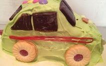 Easy Car Themed Birthday Party