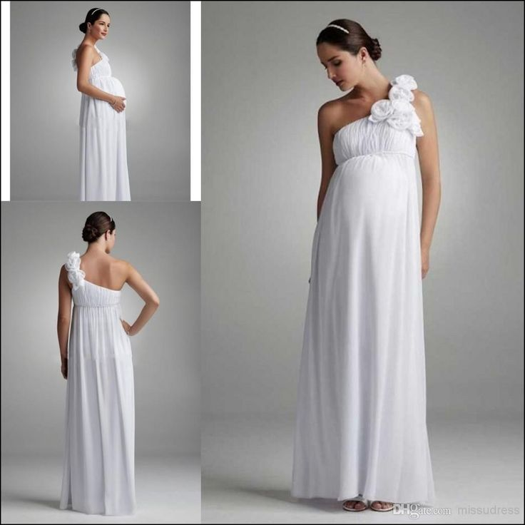 Bridesmaid Dress for Pregnant Lady