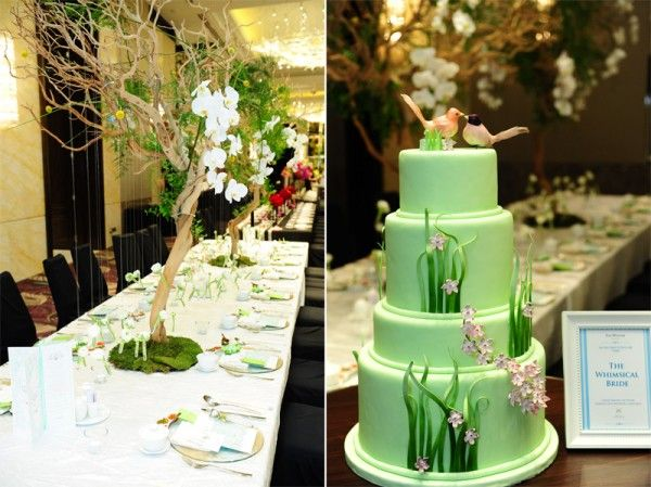 22 best enchanted forest wedding theme images on pinterest contemporary elegance at the westin singapore singaporebrides find this pin and more on enchanted forest wedding theme junglespirit Gallery
