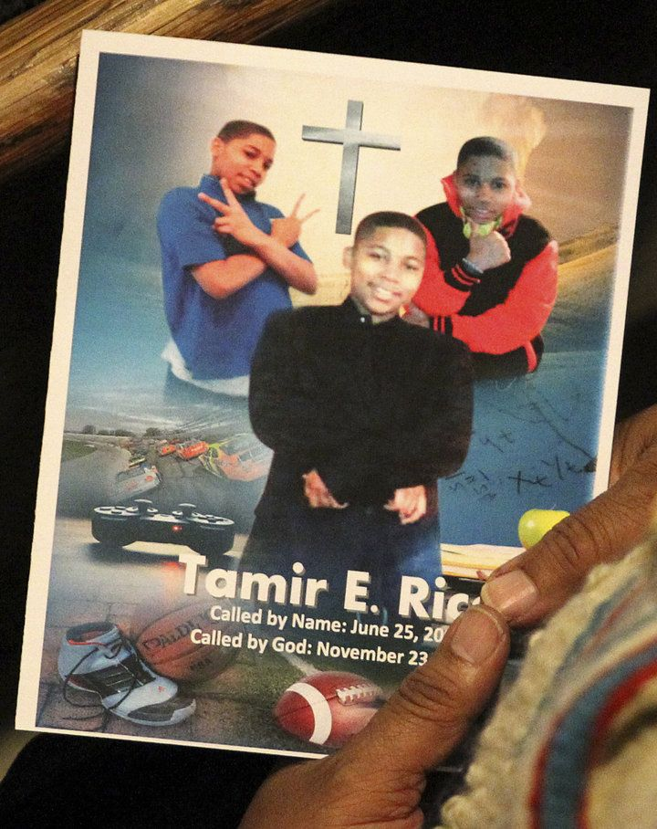 Officer Involved In Tamir Rice Shooting Fired From Cleveland Police Department | HuffPost