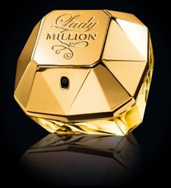 Lady MILLION, een damesgeur van Paco Rabanne