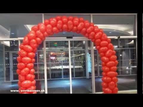 Balonova vyzdoba 4
