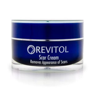 Revitol® Scar Cream:  Tired of those ugly scars? Revitol® Scar Cream is marketed to reduce the look of any scar type on any skin type, as stated by the manufacturer. It is also promoted to help rejuvenate and revitalize damaged skin. This is beneficial for individuals who suffer from burns or acne scars.