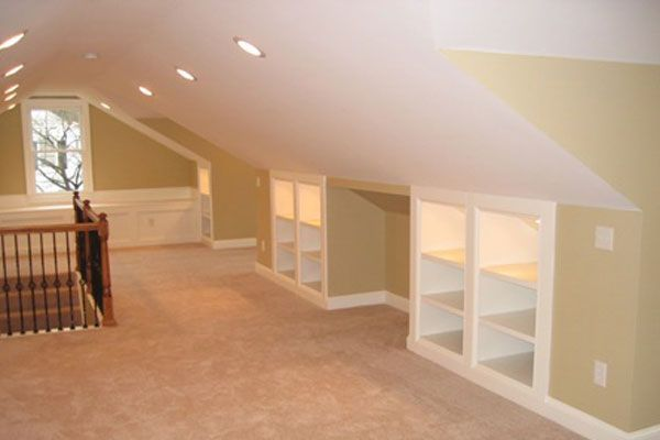 Okay.  This would work in either the garage or the attic, but with all the girls leaving home, I doubt that the attice will ever be a project.  Sorry MarLeah and Julia.  Loft Conversions | Attic Renovation | Attic Conversions - Attix