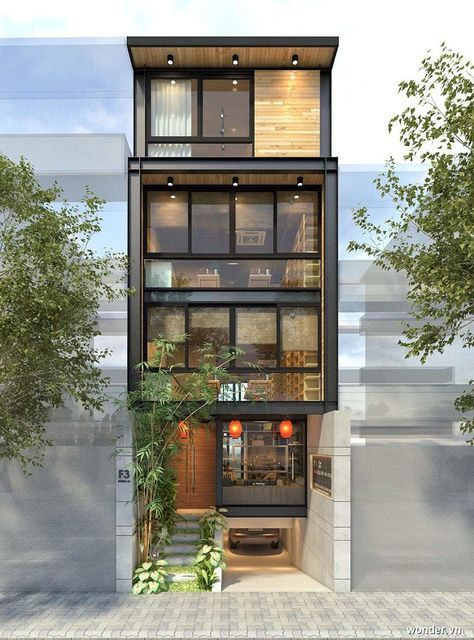 Pin By Bung Harris On Vertical Houses In 2018 Pinterest House Design And Architecture