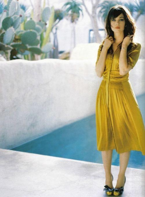 I want that dress.