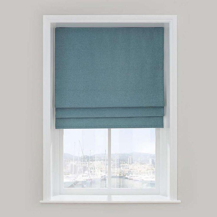 best 25 roman blinds ideas on pinterest roman shades. Black Bedroom Furniture Sets. Home Design Ideas