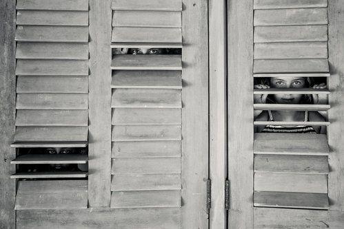 those beautiful eyes by Gloria Salgado Gispert