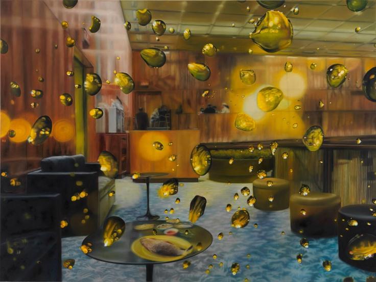Karin Kneffel - September 12 - October 20, 2012, Gagosian Gallery