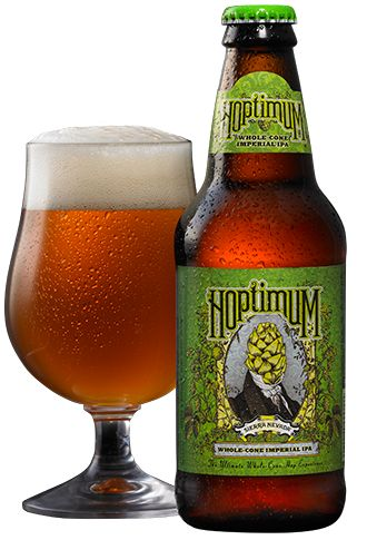 """Sierra Nevada Brewing Co.: Hoptimum Imperial IPA (10.4% ABV)  """"And now ladies and gentlemen, Lord Hoptimum...""""  That's what I imagine when I see this label, and when I tasted the beer...Lord, indeed.  Hoptimum is another in a long line of well executed beers by this Chico, CA outfit.  If you love """"bitta"""" then this 100 IBU beauty, is sure to please, this is """"hopped"""" to the max with some nice grapefruity, piney flavors.  You have to try at least one.  Lord Hoptimum awaits...Prost!"""