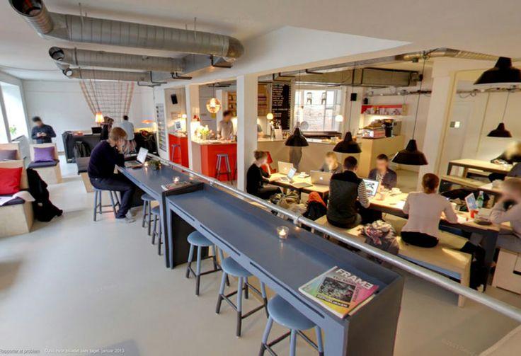 Furniture in Republikken Café/Stof og Luft