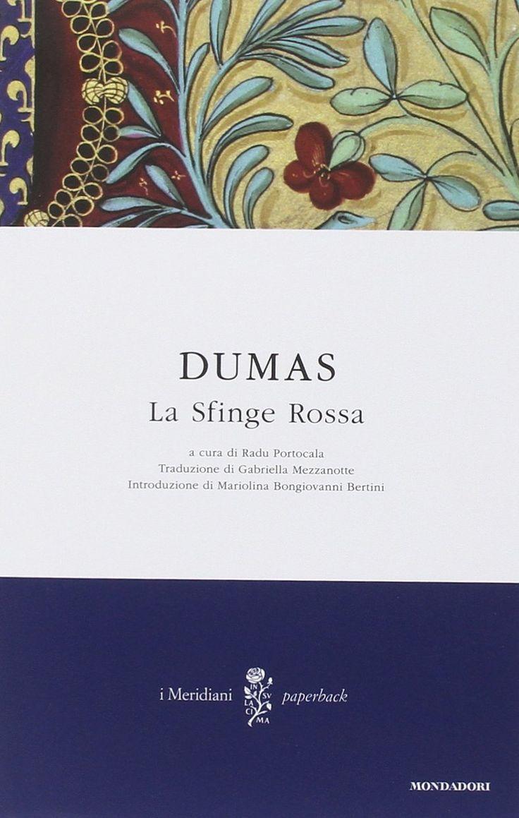La sfinge rossa - Alexandre Dumas - Recensioni su Anobii