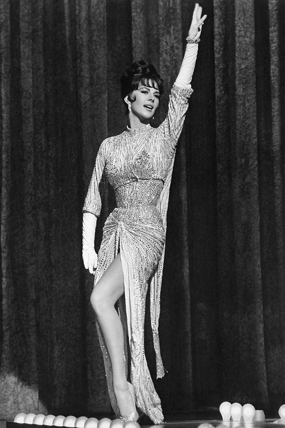 """Natalie Wood"""" Gypsy Rose Lee.... (1962)"""