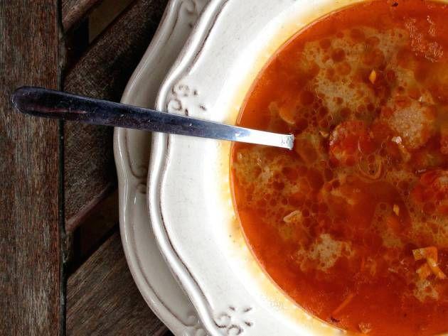 Le dais vidilla a las cremas con mascarpone, jengibre o regaliz, y nos enseñáis a preparar el cocido a la valenciana, la sopa india de judías o la purrusalda vasca.