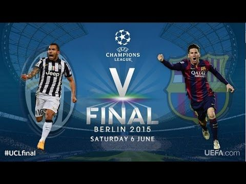 Barcelona 3-1 Juventus [HD] Partido Completo Full Match | Final Champion...