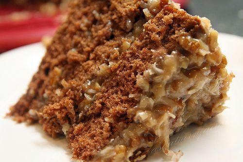 German Chocolate Cake Recipe Joy Of Baking: Coconut-Pecan Frosting