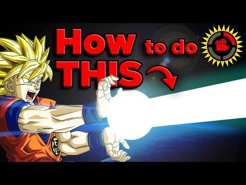 Film Theory: What IS the Dragon Ball Z Kamehameha Wave? - YouTube
