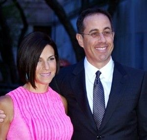 Jerry Seinfeld and Jessica Sklar,17-Year Age Difference