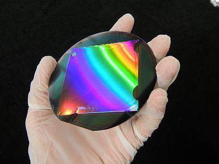 Nanoimprint diffraction gratings improve solar-cell efficiency - Laser Focus World
