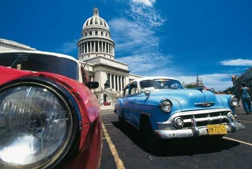 Capitolio de la Habana - Cuba