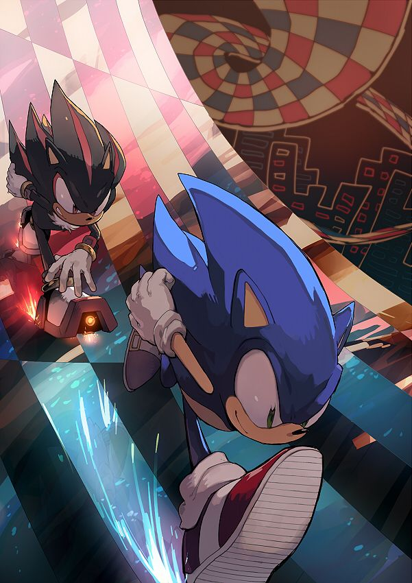 sonic04 by ~aoki6311 on deviantART