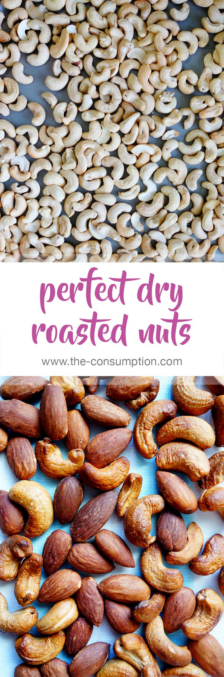 Make your own perfectly roasted nuts every time! They're the perfect portable paleo snack, can be used in multiple dishes, you can make nut butter out of them, they're nutrient dense and taste pretty darn delicious.