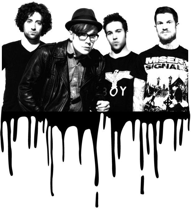 Fall Out Boy Lyrics - Sugar Were Going Down
