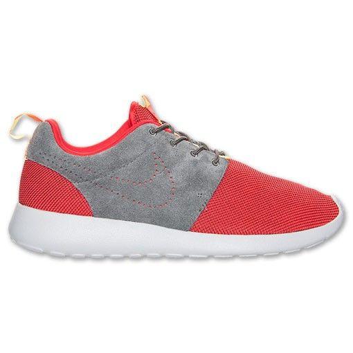 Da Donna Nike Rosherun due Hi Flyknit 2 Scarpe da ginnastica mehroon Borgogna Running joggoing
