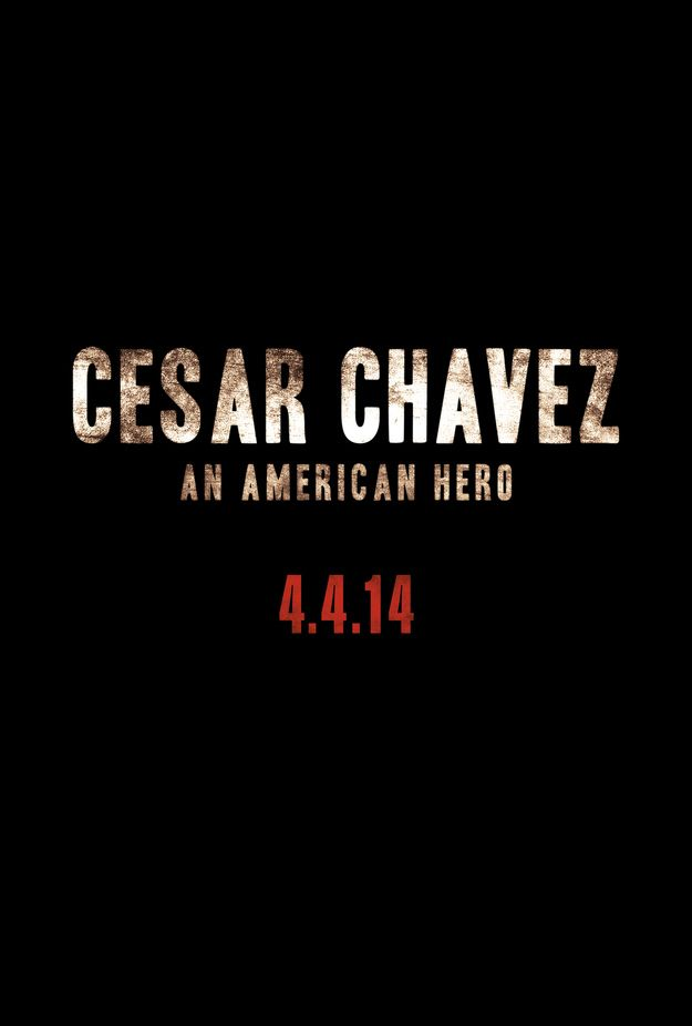 The First Major Movie About Mexican-American Labor Leader Cesar Chavez Is Coming (BUZZFEED)