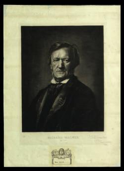 Richard Wagner : 1813-1883 :: Materials gràfics (Biblioteca de Catalunya)