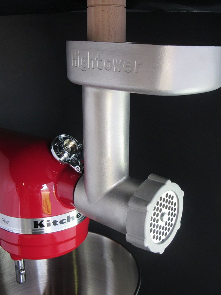 1000 ideas about kitchenaid meat grinder on pinterest best stand mixer burger meat and - Kitchenaid meat mincer ...