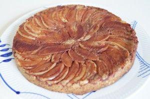 Low carb æbletærte - Lowcarb.dk