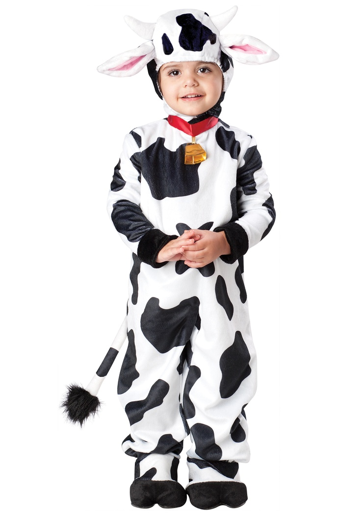 Toddler Mini Moo Costume