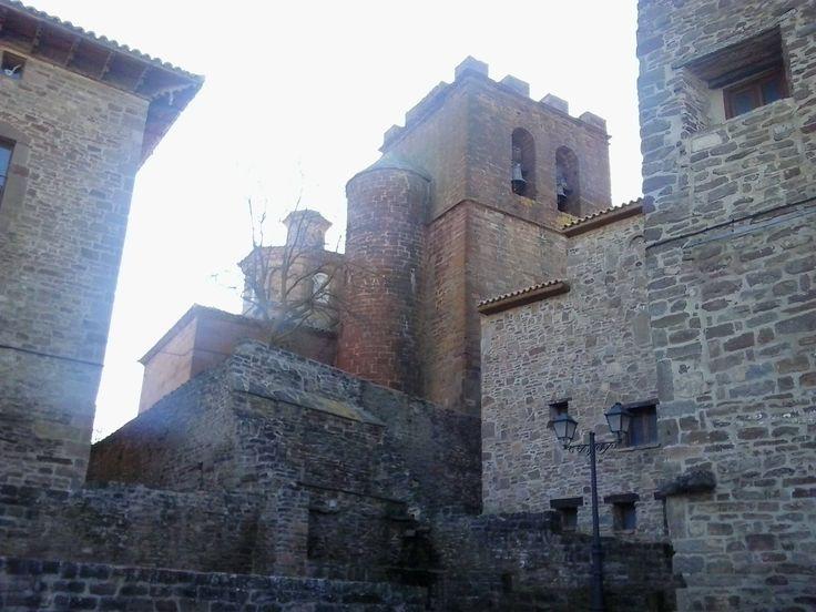 Undués de Lerda, Zaragoza, Camino Aragonés