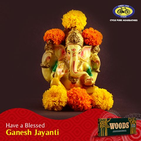 Tomorrow is Ganesh Jayanti, a day commemorating the birth anniversary of Lord Ganesha. Also known as Magha Shukla Jayanti and Tilkund Chaturthi, it is believed that praying to the deity on this day will bless him with a life free of obstacles and stress. #PureDevotion