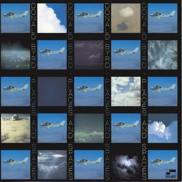 (Fallin' Like) Dominoes by Donald Byrd - Places and Spaces