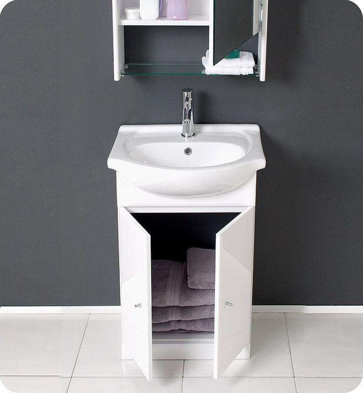 Narrow Bathroom Cabinet Ideas