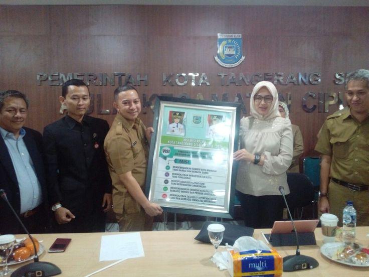 Musrenbang di Tangsel Belum Maksimal, Walikota Tuntut Semua SKPD Kuasai Teknologi
